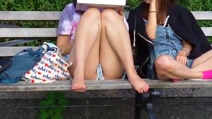 thighs voyeur sexy